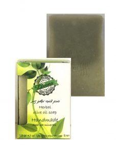 סבון טבעי חימר ירוק